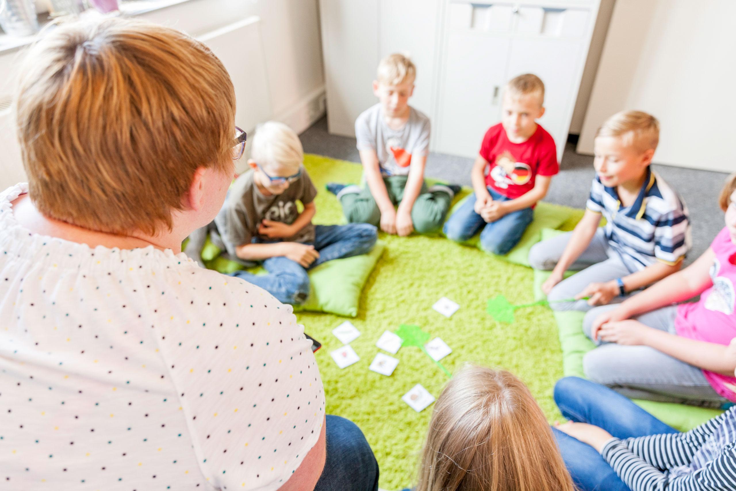 Englisch für Kinder (4 – 8 J.)